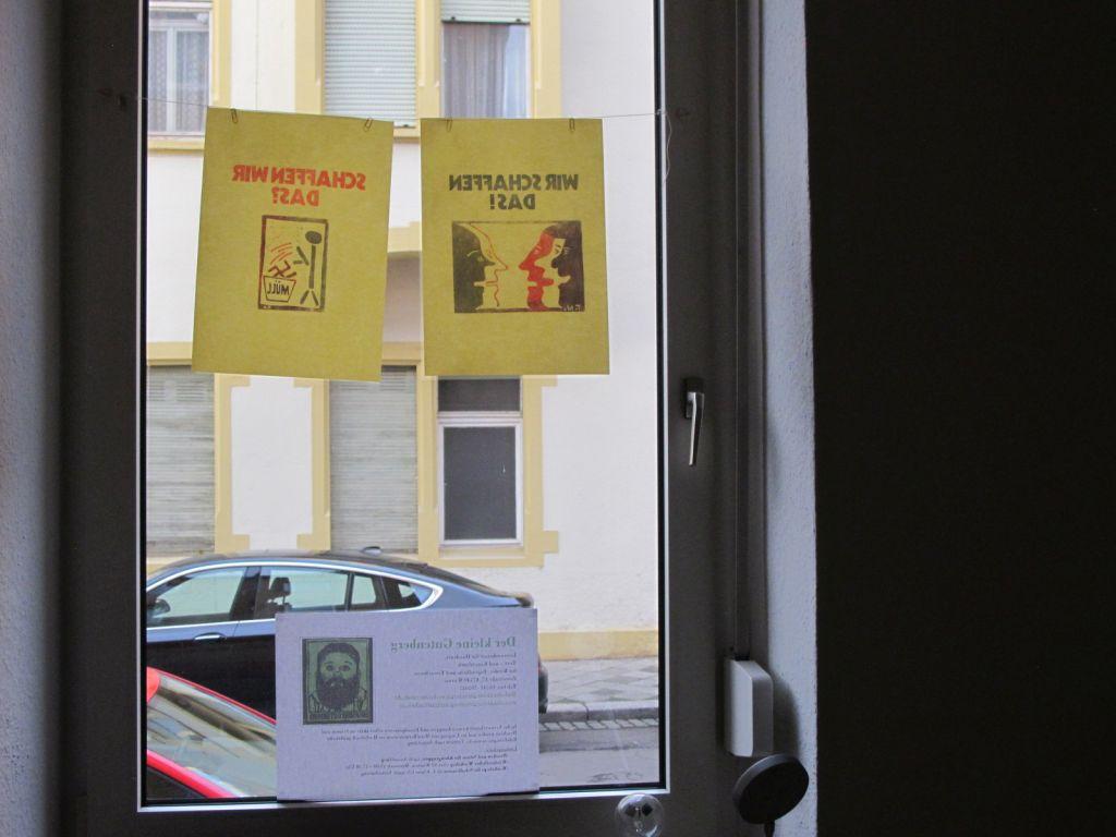 Plakatfenster