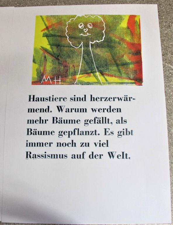 Thesenblatt Projektteilnehmer